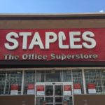 Staples The Office Superstore - Before Removal